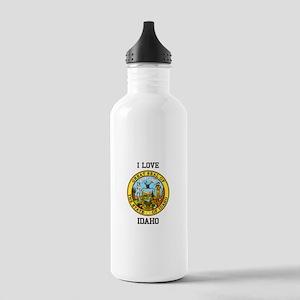 Idaho State Seal Water Bottle