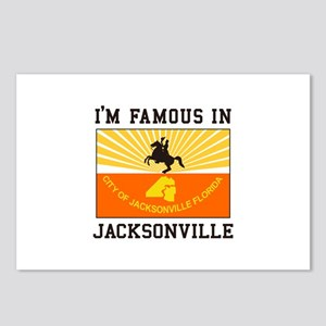 Famous Jacksonville Postcards (Package of 8)