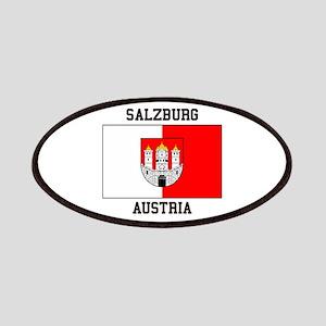 Salzburg, Austria Patch