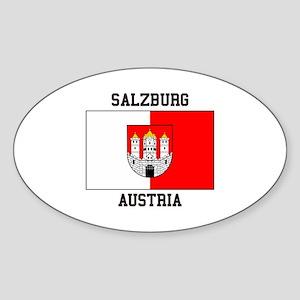 Salzburg, Austria Sticker