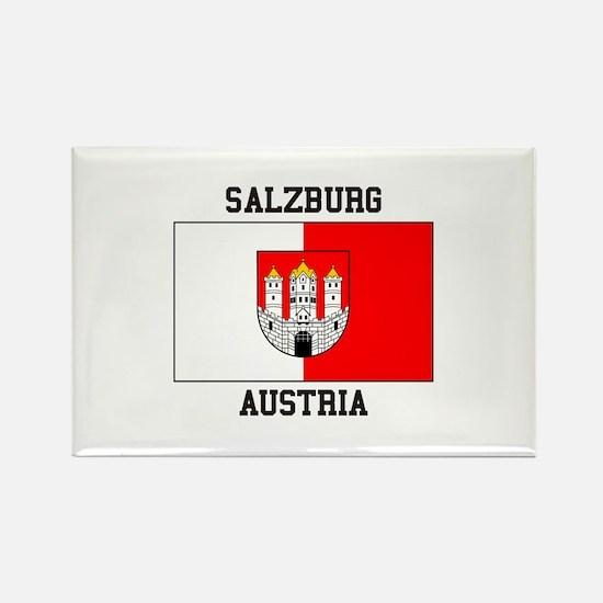 Salzburg, Austria Magnets