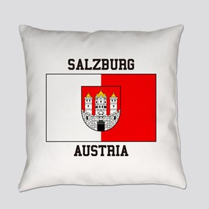 Salzburg, Austria Everyday Pillow