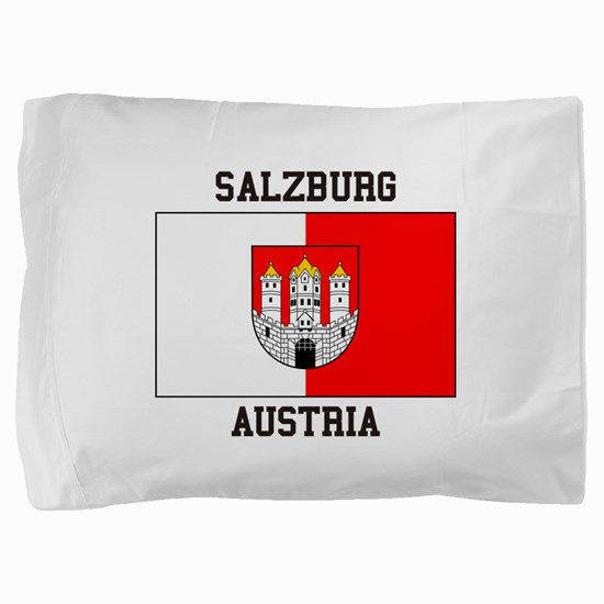 Salzburg, Austria Pillow Sham