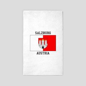 Salzburg, Austria Area Rug