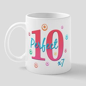 Perfect 10 x7 Mug