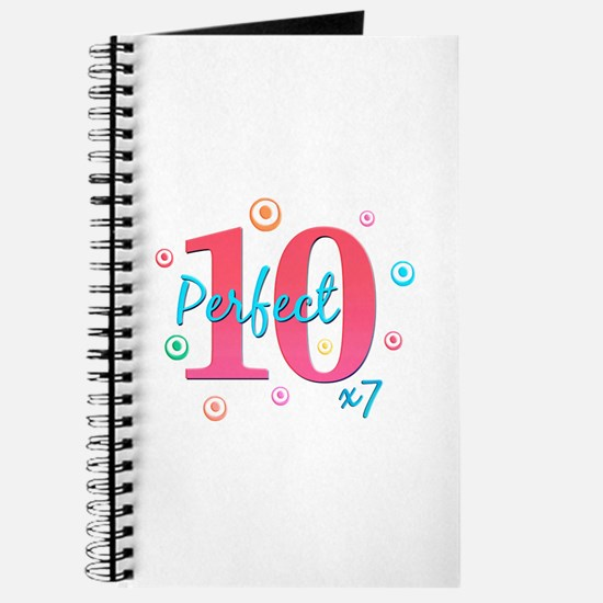 Perfect 10 x7 Journal
