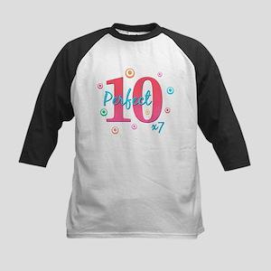 Perfect 10 X7 Kids Baseball Jersey