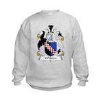 Welston Family Crest Kids Sweatshirt