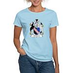 Welston Family Crest Women's Light T-Shirt