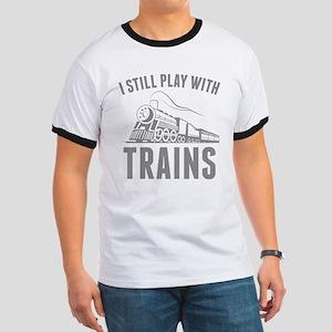 I Still Play With Trains Ringer T