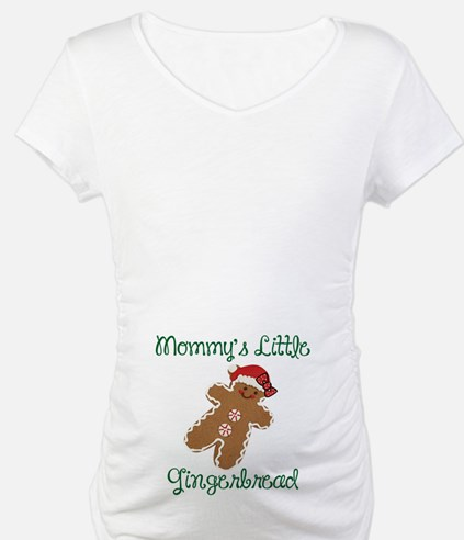 Mommys Little Gingerbread Shirt