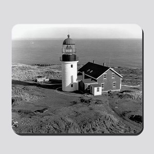 Seguin Lighthouse  Mousepad