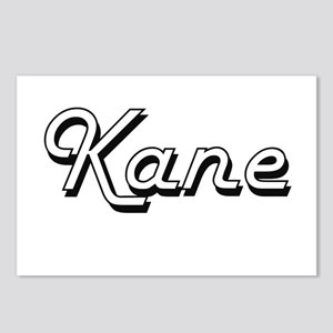 Kane surname classic desi Postcards (Package of 8)