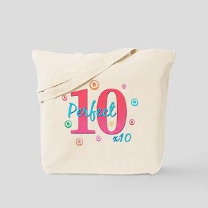 Perfect 10 x10 Tote Bag