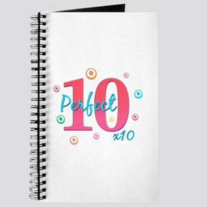 Perfect 10 x10 Journal
