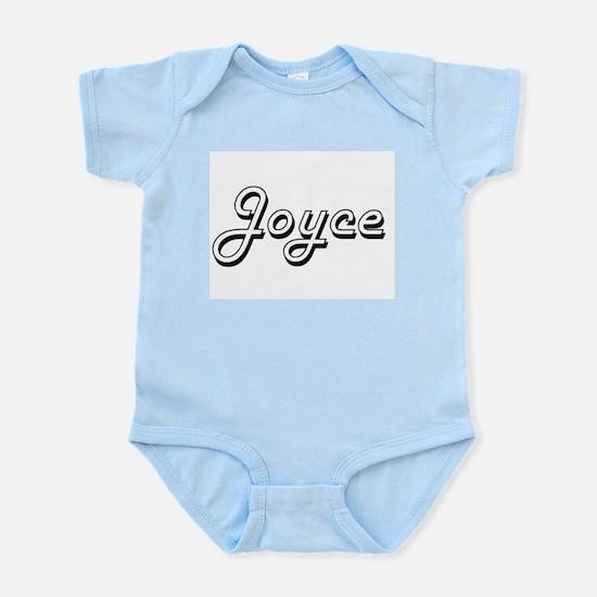 Joyce surname classic design Body Suit