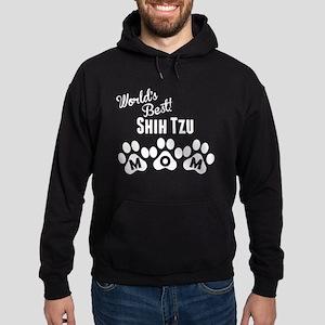 Worlds Best Shih Tzu Mom Hoodie
