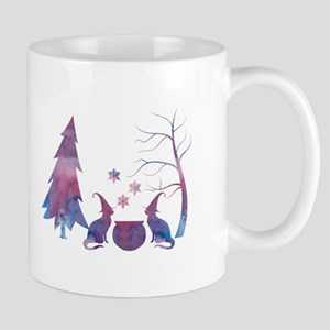 Witch Cats! Mugs