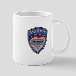 Hoover Dam Police Mugs