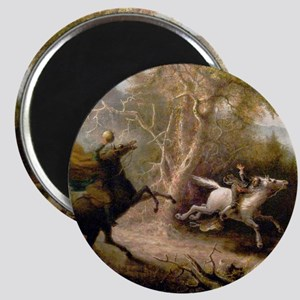 Vintage Art of Sleepy Hollow  Magnet