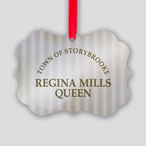 OUAT Regina Mills Queen Ornament