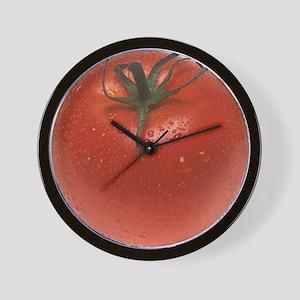 Fresh Tomato Wall Clock