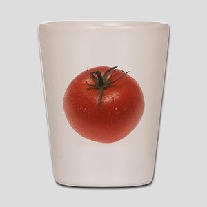 Fresh Tomato Shot Glass