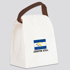 Johnston Atoll Canvas Lunch Bag