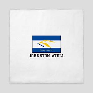 Johnston Atoll Queen Duvet