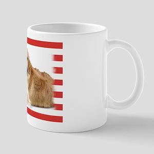 USA Golden Retriever-1 Mug