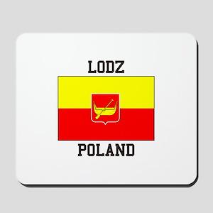 Lodz Poland Mousepad