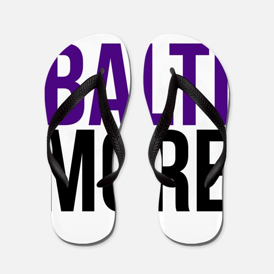 Cute Baltimore Flip Flops