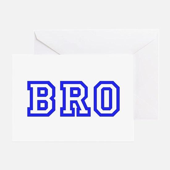 BRO Greeting Cards