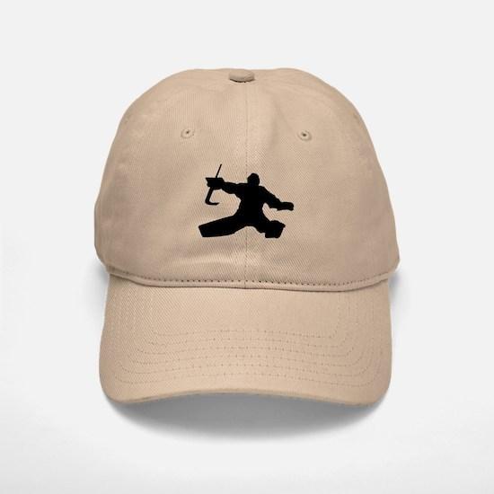 Goalie Baseball Baseball Cap