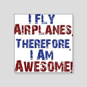 airplanes Sticker