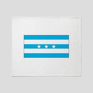 Santiago de Guayaquil Throw Blanket