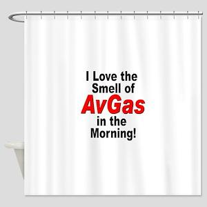 LoveAvGas Shower Curtain