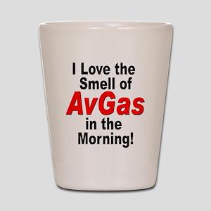 LoveAvGas Shot Glass