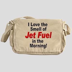 LoveJetFuel Messenger Bag