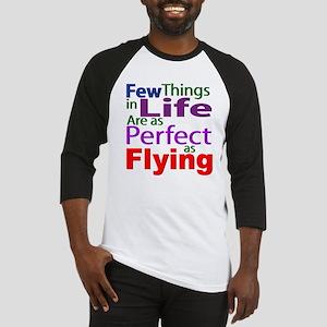 FewThingsInLife-Flying Baseball Jersey