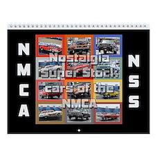 Wheels Up Drag Racing Wall Calendar