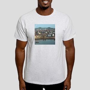 Mystic River's Tobin Bridge Light T-Shirt
