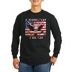 Cruising Tulsa Long Sleeve Dark T-Shirt