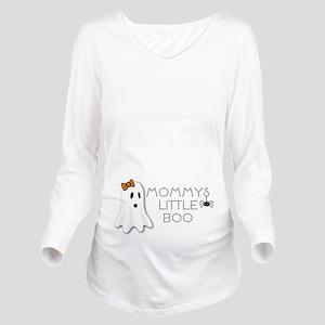 Mommys little boo Long Sleeve Maternity T-Shirt