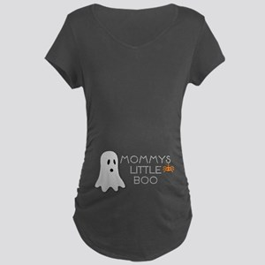 Mommys little boo Maternity T-Shirt