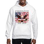 Cruising San Jose Hooded Sweatshirt