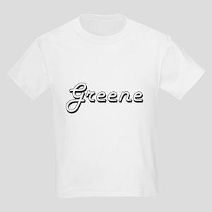 Greene surname classic design T-Shirt