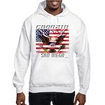 Cruising San Diego Hooded Sweatshirt