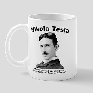 Tesla: Virtues Mug