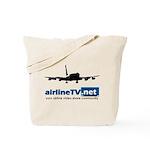 AirlineTV.net B720 Tote Bag